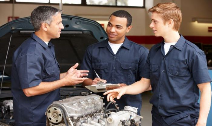 auto repair business loan